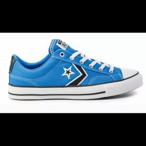 Converse Chuck Taylor Low Top One Star Blue